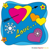 Love Clip Art free