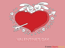 Schöne Liebesbotschaften zum Valentinstag
