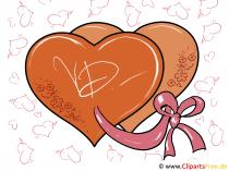 Valentintagsgrüße
