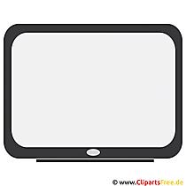 TV resmi - ücretsiz vektör grafikleri