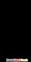 Deri koltuk görüntüsü - Clipart SVG