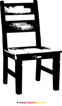 SVG clipart sandalye
