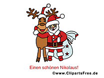 Bild vom Nikolaus