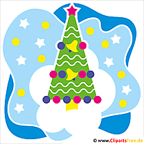 Clipart Merry Christmas gratis