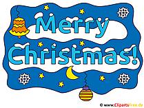 Clipart Vrolijk kerstfeest