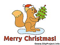 eカードクリスマス