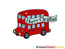 クリスマスのゲストブック写真