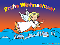 Wenskaart voor Kerstmis