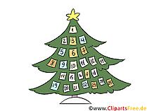 Gratis Kerst Clipart