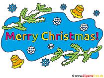 Vrolijk kerstfeest clipart