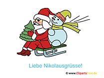 Nikolaus Pics gratis