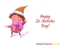 尼古拉斯的剪贴画和插图