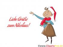 尼古拉斯圣诞节图片