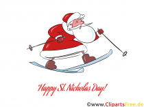 St. Nicholas Day Clipart Image for Free