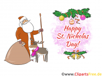 Nice and funny St. Nicholas pictures