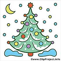 Tannenbaum Bild zu Weihnachten