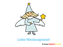 クリスマスの天使 - クリスマスの写真