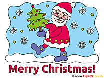 クリスマスEカード