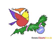 Kerstmis grafische cliparts
