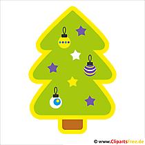 Weihnachtsbild zum Ausdrucken kostenlos
