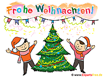 Weihnachtsgrüsse kostenlos