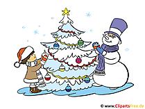 Weihnachtsgrusskarten selbst gestalten und drucken