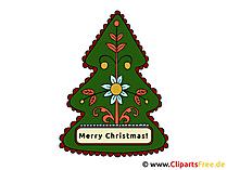 クリスマスカードメリークリスマス