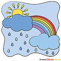 Fruehling Wetter Bild