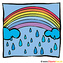 Regenbogen Bild