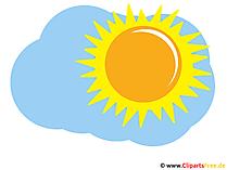 Sonne - Wetter Bild