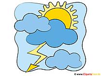 Wetterbilder aktuell