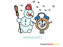 GB Bild Winterzeit