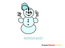 GBS Bilder Winterzeit