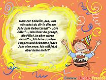 Geburtstagswitze Bilder, Cliparts, Gifs, Illustrationen ...