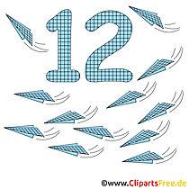 12 - Uebungsblaetter fuer Vorschule